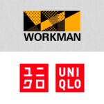 ワークマンとUNIQLOのロゴ